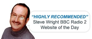 Highly recommended by Steve Wright